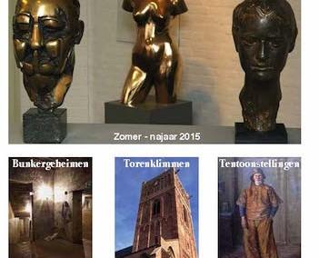 Erfgoed Noordwijk folder