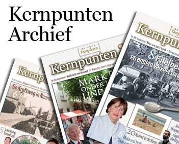 Kernpunten archief sinds 1986