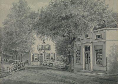 De Schiebrug – 1885