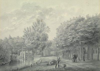 Schiestraat – 1878