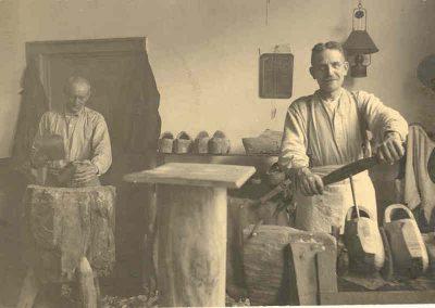 Klompenmaker-Leenheer-Voorstraat