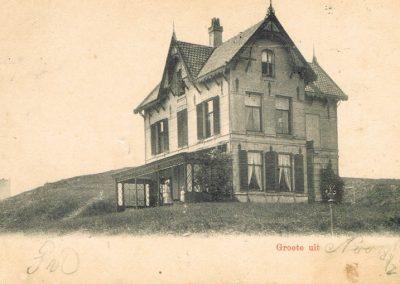 Villa-in-duinen
